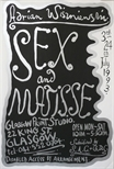 Exhibition Poster - Sex and Matisse