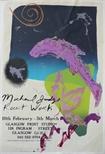 Exhibition Poster - Michael Judge, Recent Work