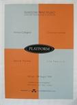 Exhibition Poster - Platform