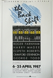 Exhibition Poster -The Back Shift, An Exhibition of Etchings, Lithographs, Silkscreen and Relief Prints