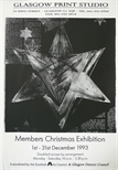 Exhibition Poster -Members Christmas Exhibition
