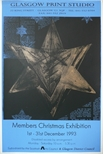 Exhibition Poster - Members Christmas Exhibition