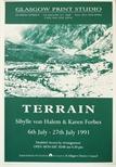 Exhibition Poster - Terrain