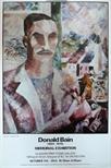 Exhibition Poster - Donald Bain (1904-1979) Memorial Exhibition