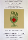 Exhibition Poster - Colin J Johnstone Natural Cure