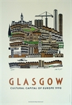 Poster - Glasgow, Cultural Capital of Europe 1990