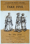 Exhibition Poster - Take Five