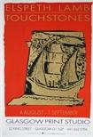Exhibition Poster - Elspeth Lamb Touchstones