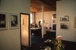 Slide: Interior of Glasgow Print Studio, Ingram Street