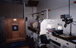 Slide: Dark room at Glasgow Print Studio, Ingram Street