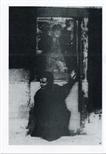Invite Card: Ursula Jakob, Recent Work Glasgow - Bern Prints and Mixed Media (1986)