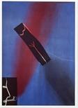 Invite Card: 11 Artists from Glasgow Print Studio at Verein für Original-Radierung München e.V (1988)