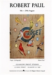 Invite Card: Sue Mackechnie, Robert Paul and Jonathan Robertson (1989)