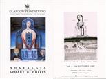 Invite Card: Stuart R. Duffin, Nostalgia (1989)
