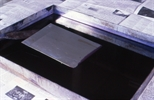 Slide: Photo etching plate