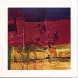 Invite Card: Barbara Rae, From Altandhu to Atajate (1992)