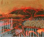 Invite Card: James Jones, Tejeda Plates (1998)