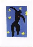 Invite Card: Matisse, Jazz (1998)