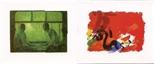 Invite Card: Printmakers Printmaking, Glasgow Printmakers and Edinburgh Printmakers(1997)