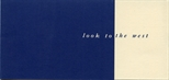 Invite Card: Look to the West, An Exhibition of Fine Art from Glasgow and the West (1994)