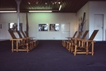 Slide: Gallery at Glasgow Print Studio, Ingram Street