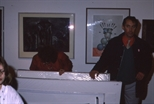 Slide: Glasgow Print Studio Members Christmas Show 1987