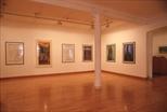 Slide: John Taylor exhibition at Glasgow Print Studio, 1991.