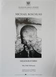 Exhibition poster - Michael Roschlau, Heliogravures