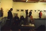 Photograph: Ursula Jakob Exhibition at Glasgow Print Studio