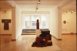 Slide: Hako, David Mach exhibition at Glasgow Print Studio (1994)