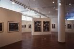 Slide: Glasgow Print Studio exhibition at the Southbank Centre (1990)