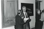 Photograph: John Taylor Exhibition Opening (1987)