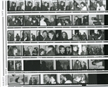 Contact Sheet: Exhibition 'A Waking Dream' - Murray Robertson (1988)