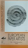 Exhibition poster - European Paper Artists
