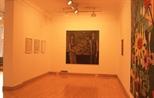 Slide: Northern Star  exhibition at Glasgow Print Studio (2005)