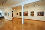 Photograph: Neil MacPherson Exhibition (1989)