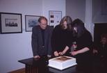 Slide: Scottish Etching exhibition, Glasgow Print studio, 22 King Street, 1994.