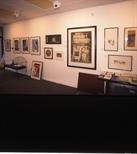 Slide: Glasgow Print Studio Festival shop in Edinburgh,1996.
