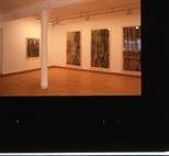 Slide: Georg Baselitz, August to September, 1996