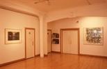 Slide: Unknown exhibition, Glasgow Print Studio.