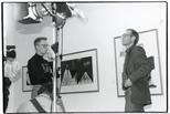 Photograph: Glasgow Print Studio Gallery (1989)