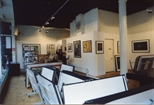 Photograph: Interior of Print Studio Shop (1991)