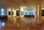 Photograph: Joseph Urie Exhibition of New Work with Windows (1991)
