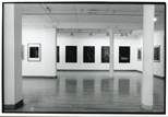 Photograph: Gallery Space at Contemporary Japanese Printmaking Exhibition (1991)