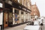 Photograph: Landscape Shot of Exterior of The Original Print Shop on King Street (1992)
