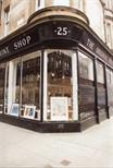 Photograph: View of Original Print Shop from Corner (1992)
