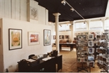 Photograph: View of Interior of The Original Print Shop on King Street (1992)