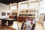 Photograph: Interior Shot of The Original Print Shop on King Street (1992)