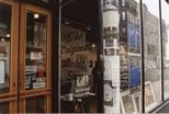 Photograph: Original Print Shop Window Sign (1992)