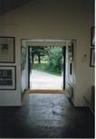 Photograph: Doorway of Exhibition Space (1992)